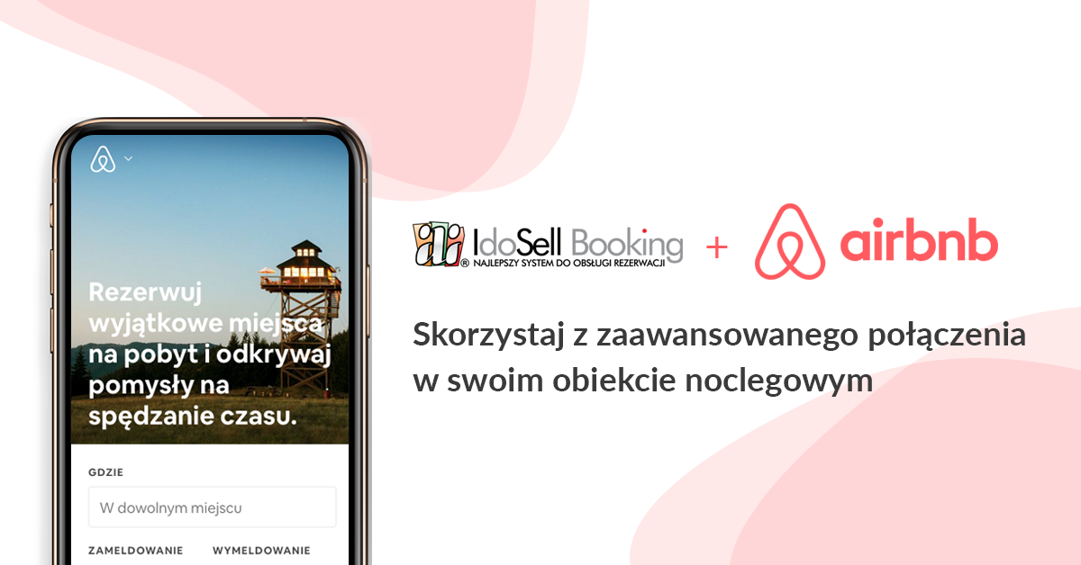Integracja IdoSell Booking z Airbnb